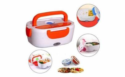 Cutie electrica pentru incalzire mancare