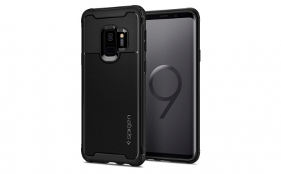 Husa Samsung Galaxy S9, Spigen Rugged