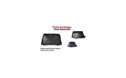 Covor portbagaj Citroen C2