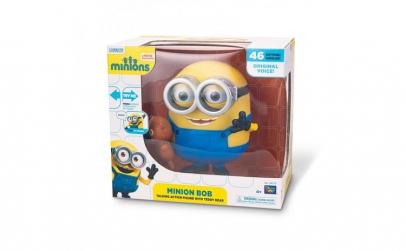 MINIONS   Figurina  interactiva Bob