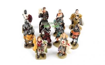 Figurine cavaleri