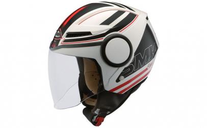 Casca moto scuter SMK STREEM SONIC