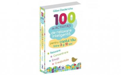 100 de activitati de relaxare