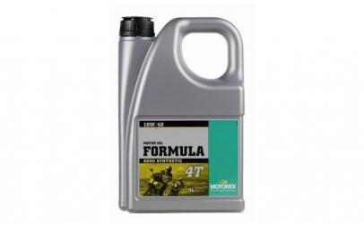 Ulei moto Formula 4T 10W40 4L  Motorex