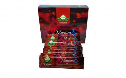 Afrodisiac 100% Natural 12 plicuri x 12g