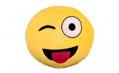Perna emoticon, plus, Winking Eye