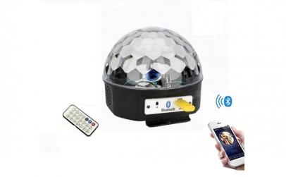 Glob Disco cu Bluetooth