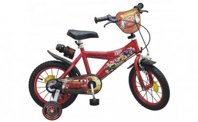 Bicicleta copii  Baieti  Disney CARS