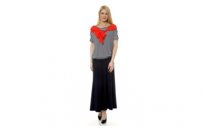 Bluza dama Multicolor Young Sailor