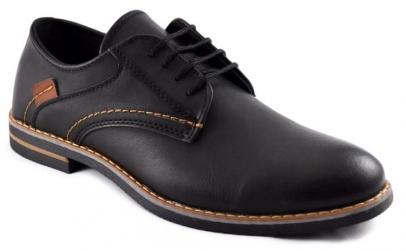 Pantofi barbatesti negri - Dark
