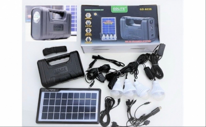 Kit fotovoltaic GD-8038