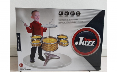 Tobe Jazz Drums