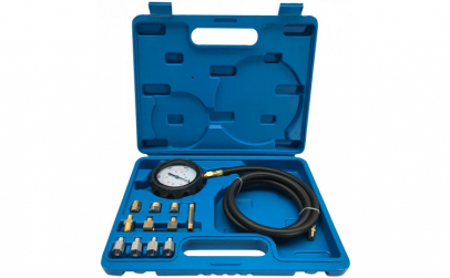Tester presiune ulei 0-500PSI, 0-35BAR,