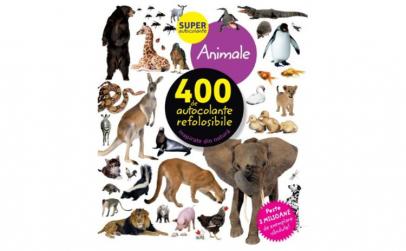 Animale - 400 de autocolante