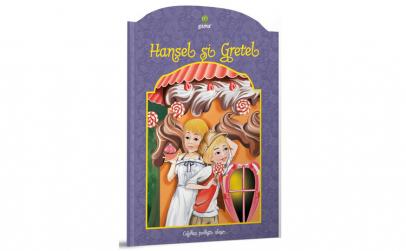 Colorez poveşti alese Hansel şi Gretel