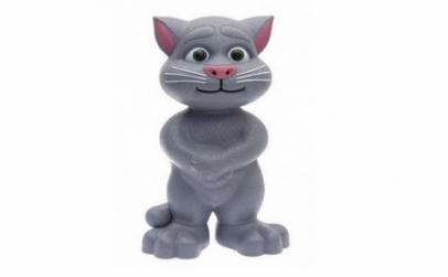 Jucarie vorbitoare Talking Tom Cat