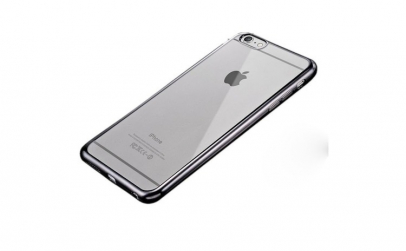 Husa Apple iPhone 4/4S cu margini