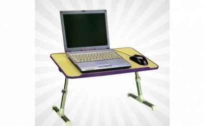 Masa pliabila cu cooler pentru laptop