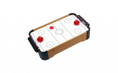 Masa de joc Mini Air Hockey, din lemn,