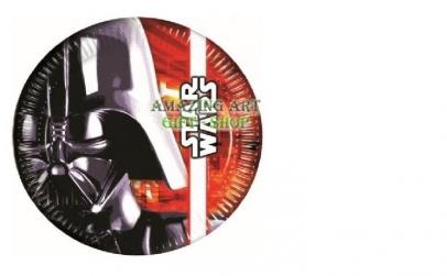Set 8 farfurii Star Wars