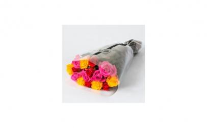 Trandafiri in culori deschise
