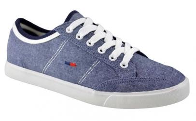 Pantofi Casual Barbati Bleu Jeans din