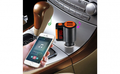 Car kit bluetooth,modulator,chager 2 USB