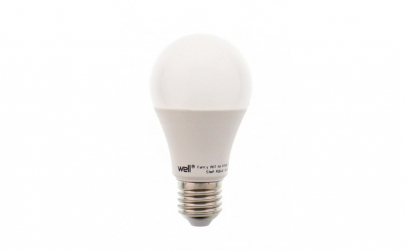 Bec cu led A60 E27 9W 230V lumina RGB +