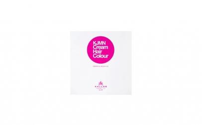 Kallos KJMN catalog vopsea de păr