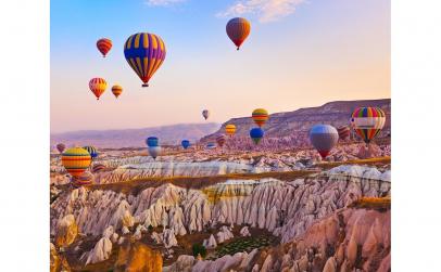 Circuit Cappadocia 2020