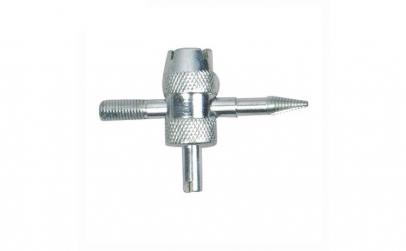 Adaptor valve vulcanizare