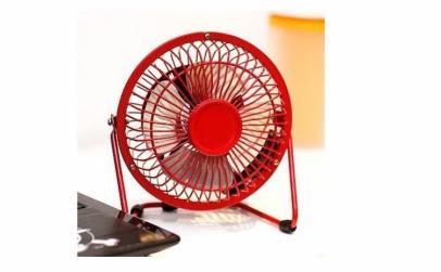 Mini ventilator metalic