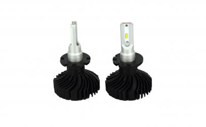 Set bec LED EV5 D3S
