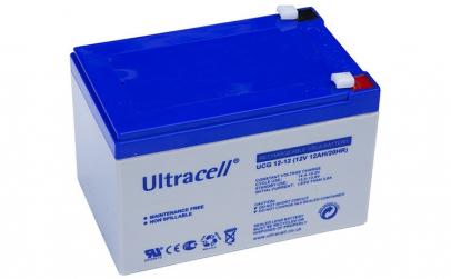 Acumulator plumb acid cu gel Ultracell