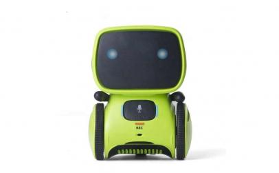 Robot inteligent interactiv