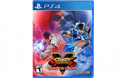 Joc STREET FIGHTER 5 CHAMPION EDITION