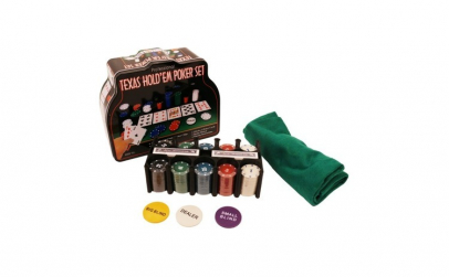 Set poker, Profesional Texas Hold'em,
