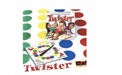 Joc Twister - Joc de societate 1+1