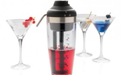 Mixer cocktail electronic cu baterii
