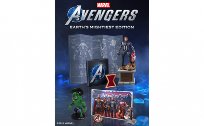 Joc Marvel Avengers Earth's Mightiest