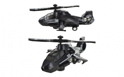Elicopter Swat cu sunete si lumini 3D