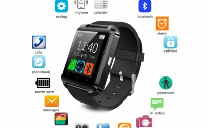 Smartwatch E-Boda Smart Time 100 negru