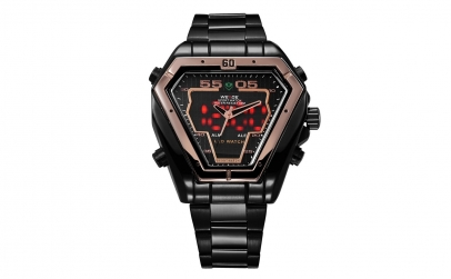 Ceas Weide WH1102B-5C orange