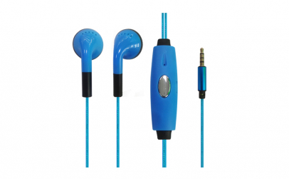 Casti Audio cu Cablu Iluminat LED,