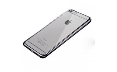Husa Apple iPhone 4/4S cu margini