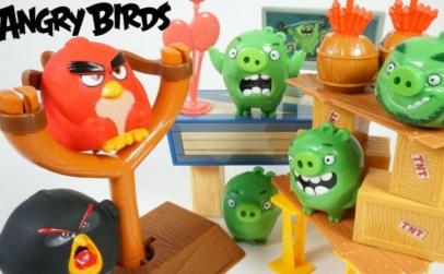 Set jucarii angry birds