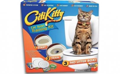 Citi Kitty - kit pentru educarea