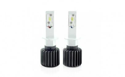 SET LED H1 12-24V, Alb, 4000 LM