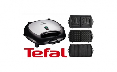 Sandwich Maker Tefal 3in1
