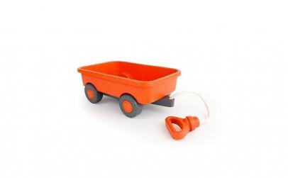 Remorca cu franghie   Green Toys